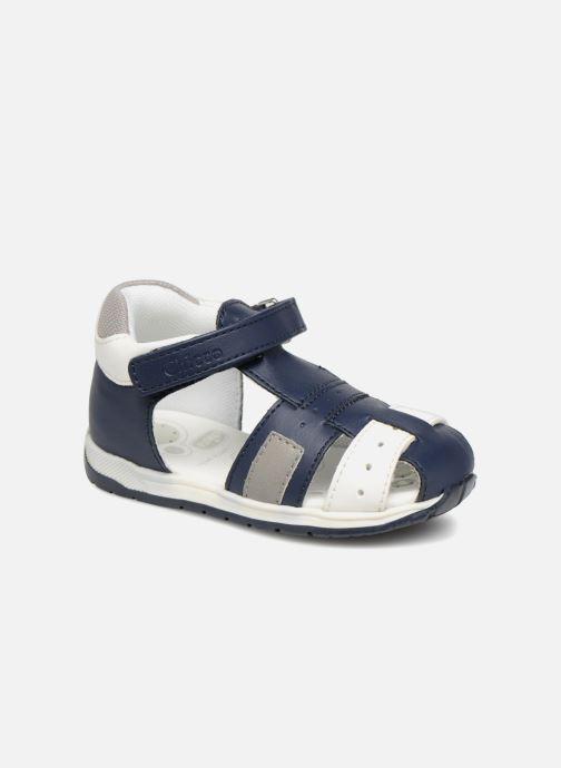 Sandales et nu-pieds Chicco GRISSINO Bleu vue détail/paire