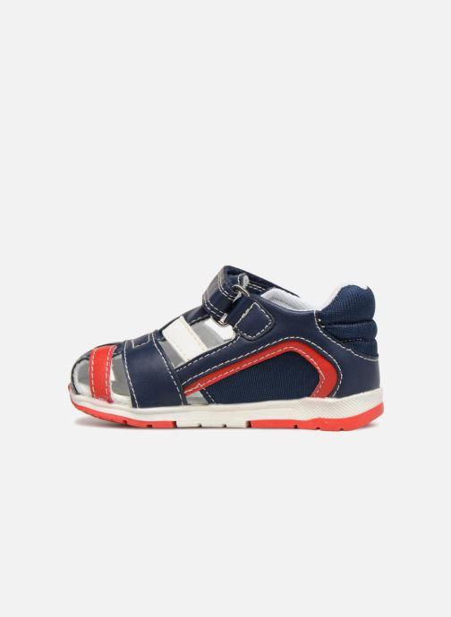 Sandali e scarpe aperte Chicco GONEY Azzurro immagine frontale