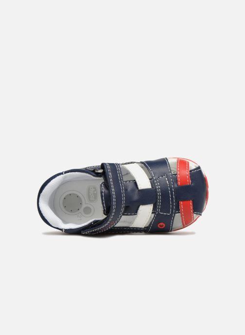 Sandales et nu-pieds Chicco GONEY Bleu vue gauche