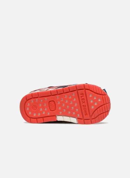 Sandali e scarpe aperte Chicco GONEY Azzurro immagine dall'alto