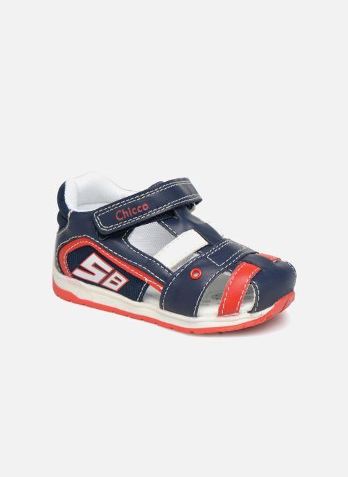 Sandali e scarpe aperte Chicco GONEY Azzurro vedi dettaglio/paio
