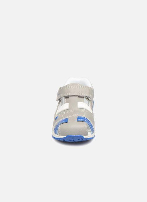 Sandali e scarpe aperte Chicco GONEY Grigio modello indossato