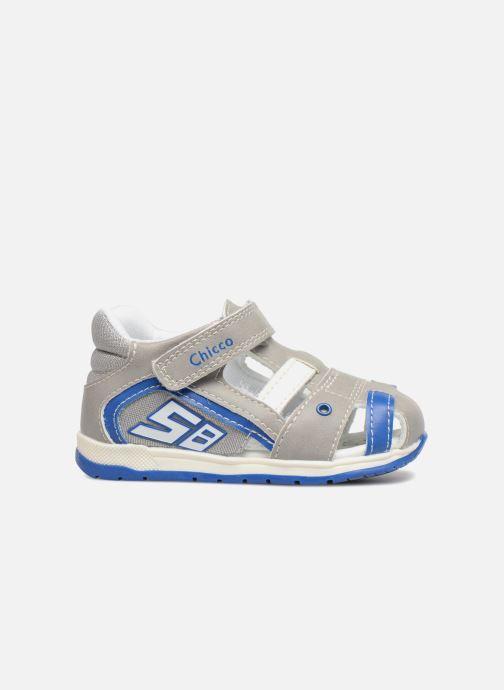 Sandali e scarpe aperte Chicco GONEY Grigio immagine posteriore