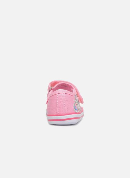 Ballerines Chicco GALEY Rose vue droite