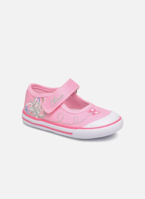 Ballerina's Chicco GALEY Roze detail