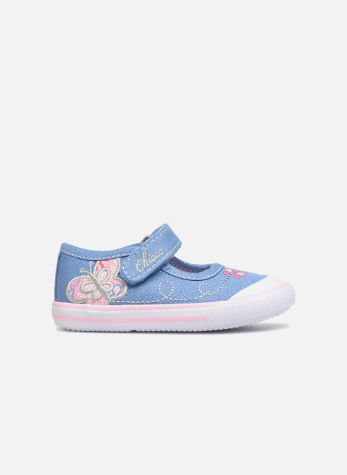 Ballerines Chicco GALEY Rose vue derrière