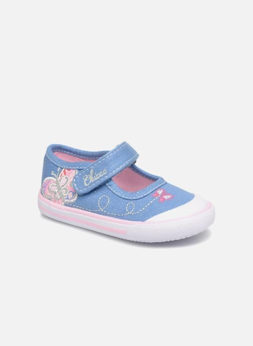 Ballerines Chicco GALEY Rose vue détail/paire