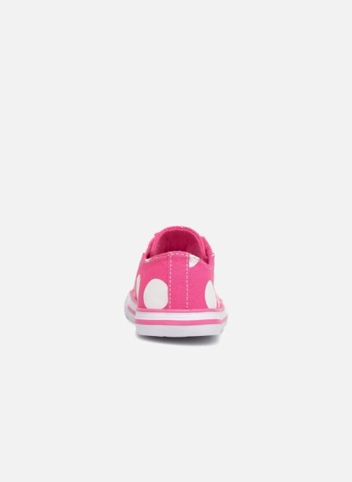 Baskets Chicco CHIS Rose vue droite