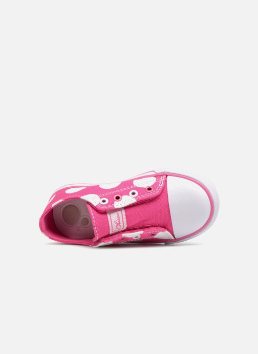 Baskets Chicco CHIS Rose vue gauche