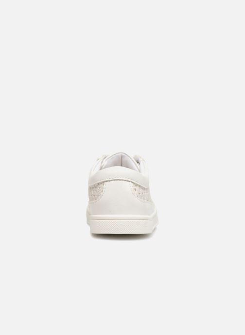 Baskets Chicco CARTOLINA Blanc vue droite