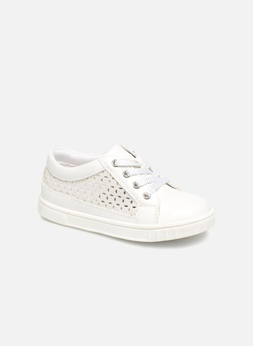 Trainers Chicco CARTOLINA White detailed view/ Pair view