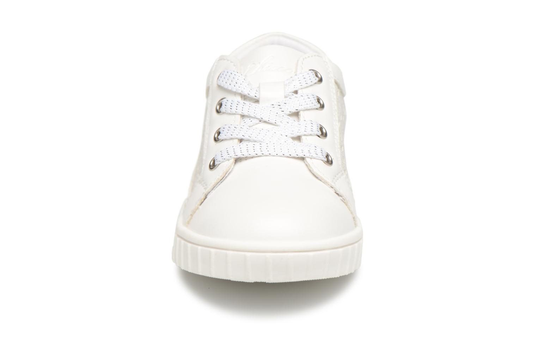 Baskets Chicco CARTOLINA Blanc vue portées chaussures