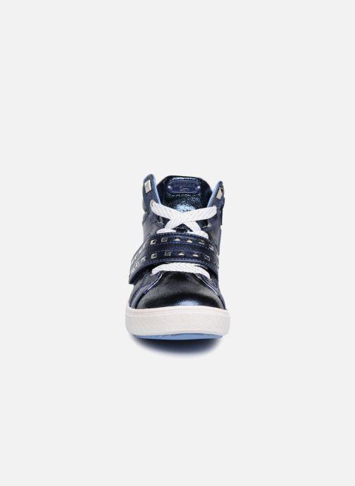 Baskets Skechers Shoutouts 2.0 Bleu vue portées chaussures