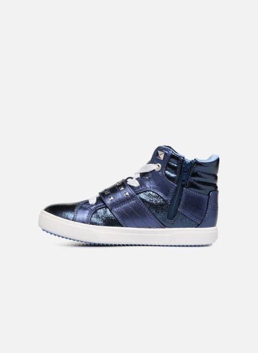 Sneakers Skechers Shoutouts 2.0 Blauw voorkant