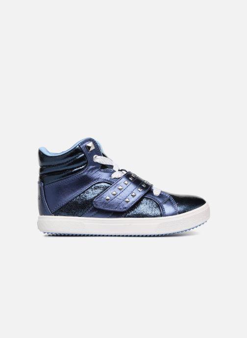 Sneakers Skechers Shoutouts 2.0 Blauw achterkant