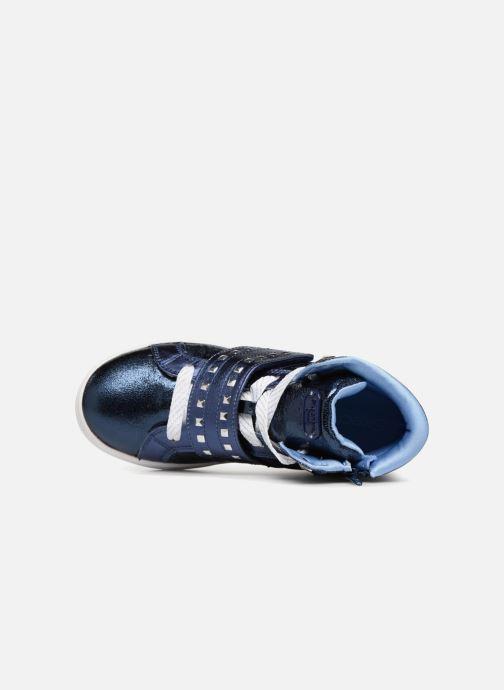 Baskets Skechers Shoutouts 2.0 Bleu vue gauche