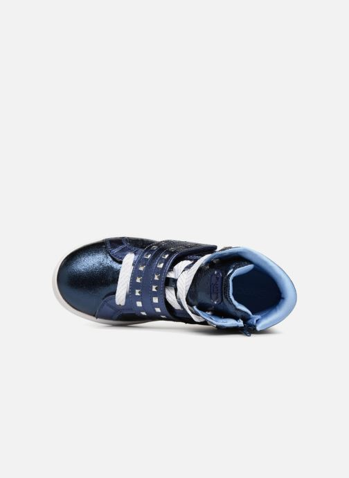 Sneakers Skechers Shoutouts 2.0 Blauw links