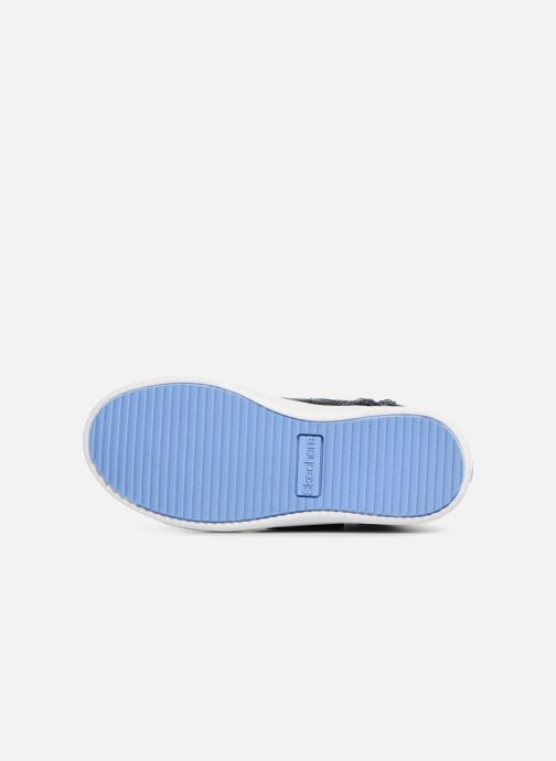 Trainers Skechers Shoutouts 2.0 Blue view from above