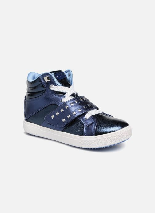 Sneakers Skechers Shoutouts 2.0 Blauw detail