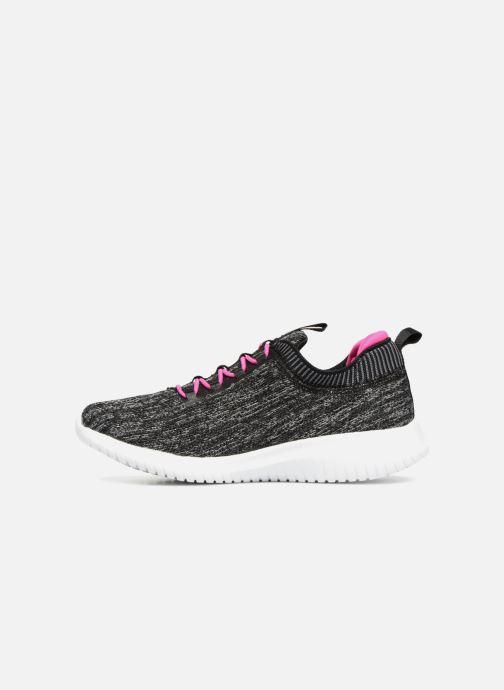 Chaussures de sport Skechers Ultra Flex Bright Horizon E Noir vue face