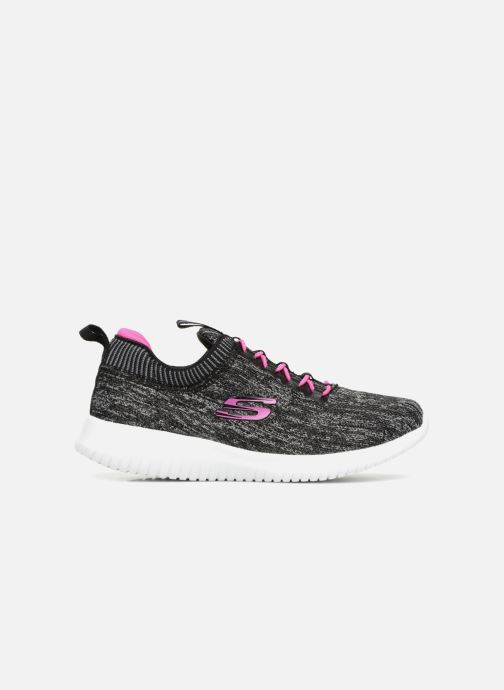 Chaussures de sport Skechers Ultra Flex Bright Horizon E Noir vue derrière