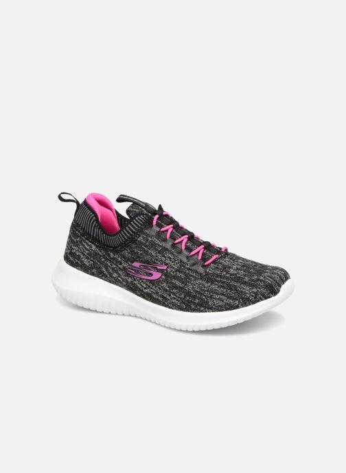 Chaussures de sport Skechers Ultra Flex Bright Horizon E Noir vue détail/paire