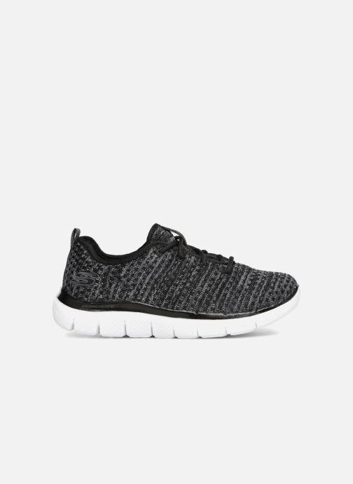 Chaussures de sport Skechers Flex Advantage 2.0 Cravy E Noir vue derrière