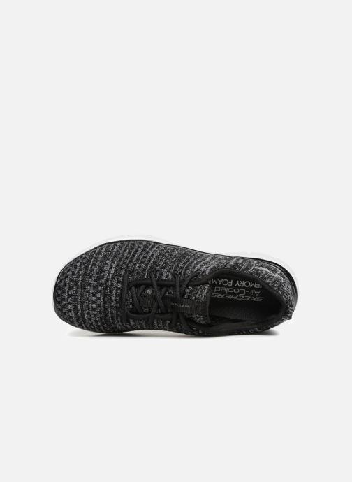 Chaussures de sport Skechers Flex Advantage 2.0 Cravy E Noir vue gauche