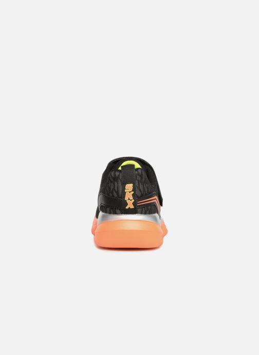 Sportschuhe Skechers Turboshift Ultrareflector schwarz ansicht von rechts
