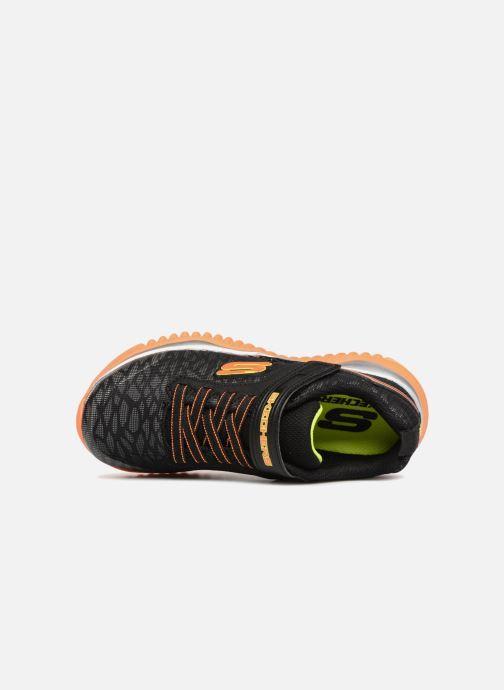 Sportschuhe Skechers Turboshift Ultrareflector schwarz ansicht von links