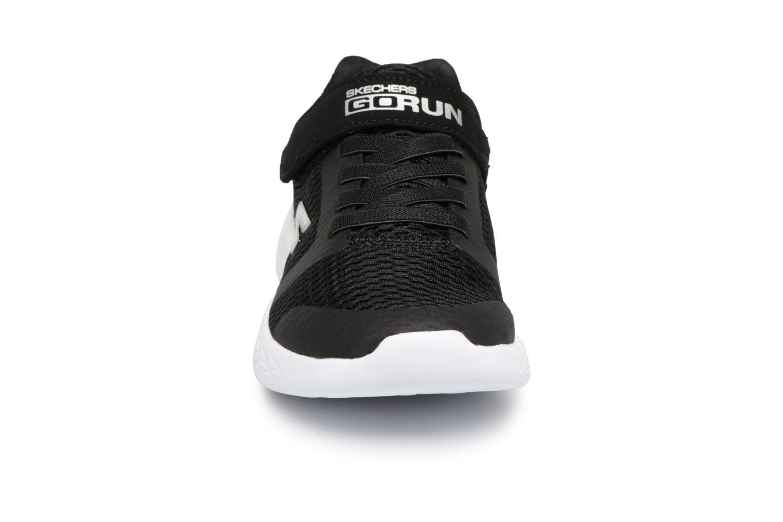 Sportskor Skechers Go Run 600 Roxlo Svart bild av skorna på