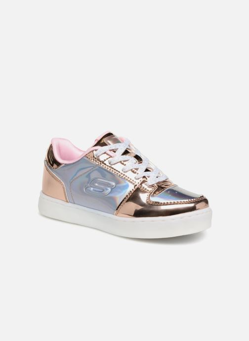 Skechers Energy Lights Shiny Brights Low (silber) Sneaker