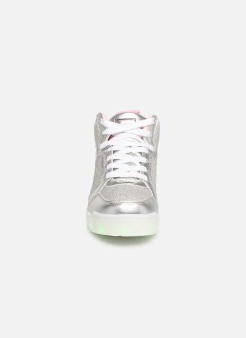 Trainers Skechers E-Pro Glitter Glow Silver model view
