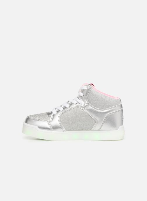 Baskets Skechers E-Pro Glitter Glow Argent vue face