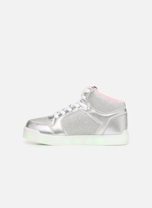 Sneakers Skechers E-Pro Glitter Glow Zilver voorkant