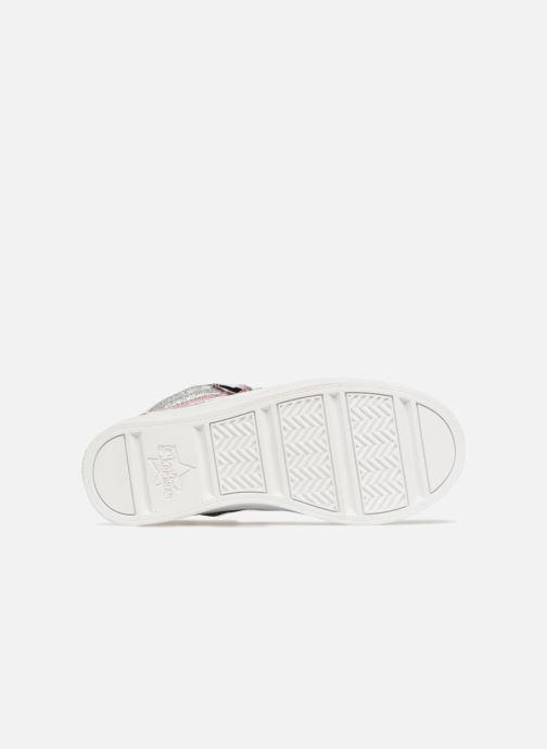 Sneaker Skechers Twi-Lites Glitter-Ups rosa ansicht von oben