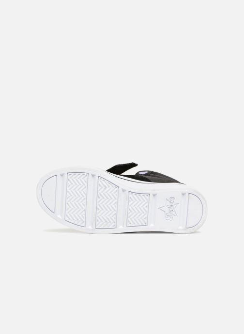 Baskets Skechers Twi-Lites Bow Beautiful Noir vue haut