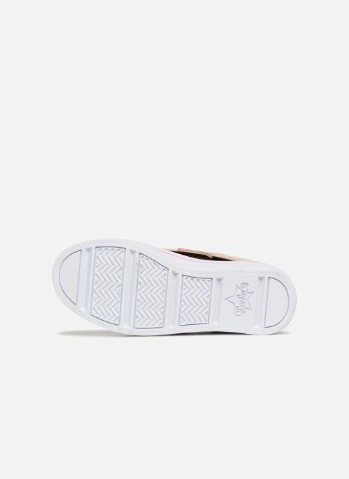 Sneakers Skechers Twi-Lites Oro e bronzo immagine dall'alto