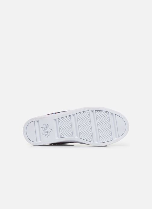 Baskets Skechers Twi-Lites Multicolore vue haut