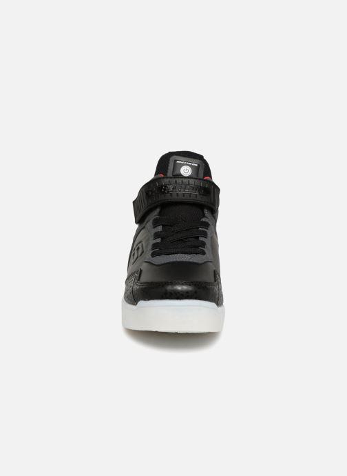Baskets Skechers E-Pro II Merrox II Noir vue portées chaussures