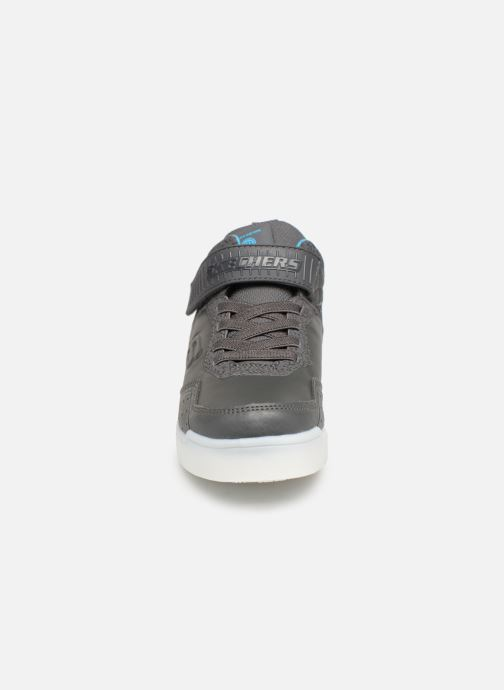 Baskets Skechers E-Pro II Merrox II Gris vue portées chaussures