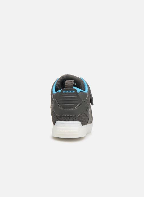 Baskets Skechers E-Pro II Merrox II Gris vue droite