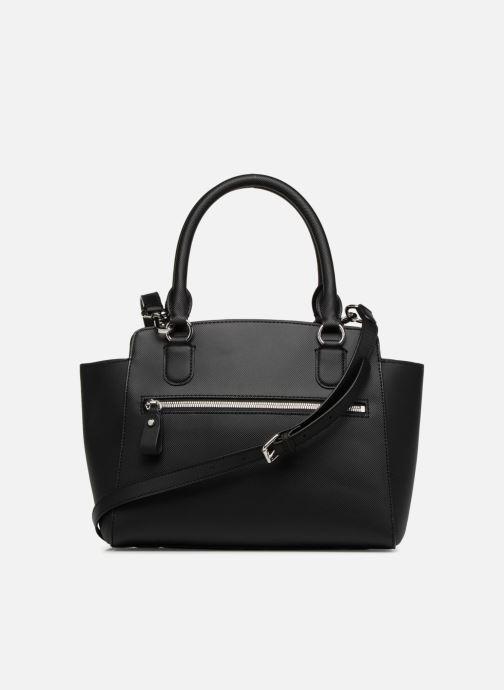 Handtaschen Lacoste DAILY CLASSIC Bag schwarz ansicht von vorne