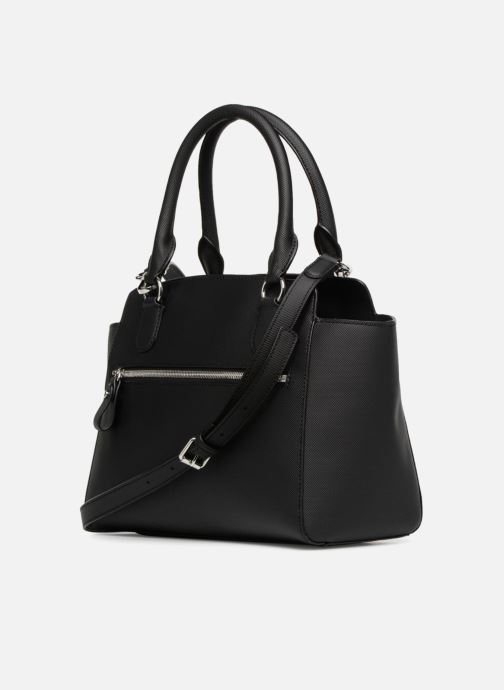 Sacs à main Lacoste DAILY CLASSIC Bag Noir vue droite
