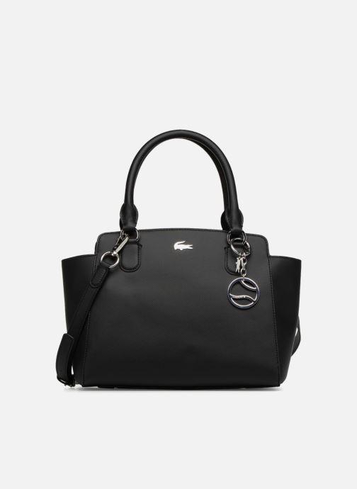 Håndtasker Lacoste DAILY CLASSIC Bag Sort detaljeret billede af skoene