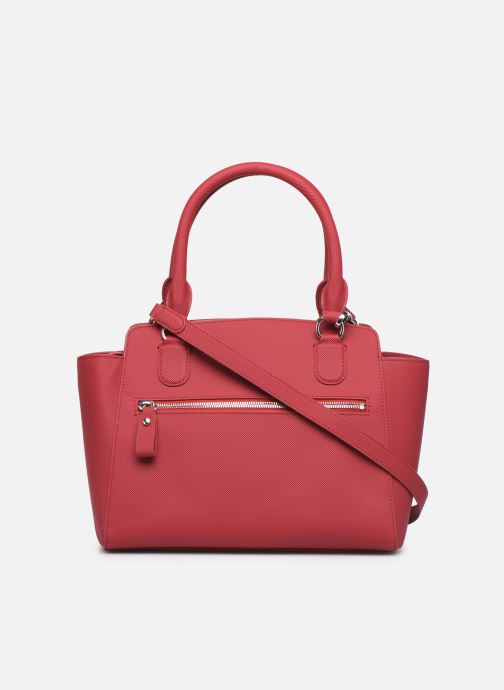 Borse Lacoste DAILY CLASSIC Bag Bordò immagine frontale
