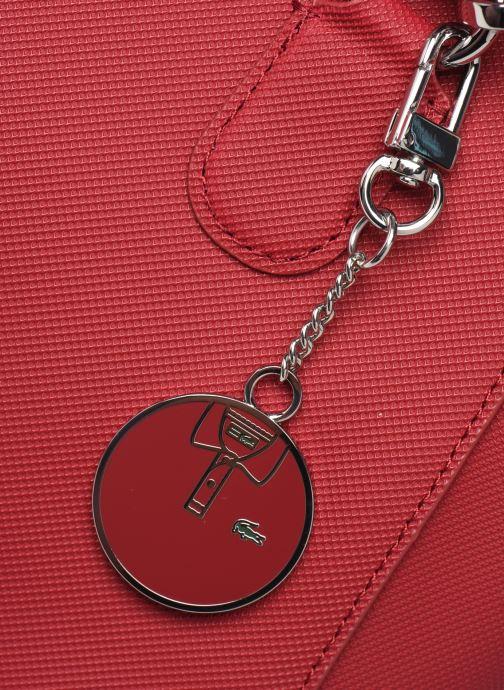 Borse Lacoste DAILY CLASSIC Bag Bordò immagine sinistra