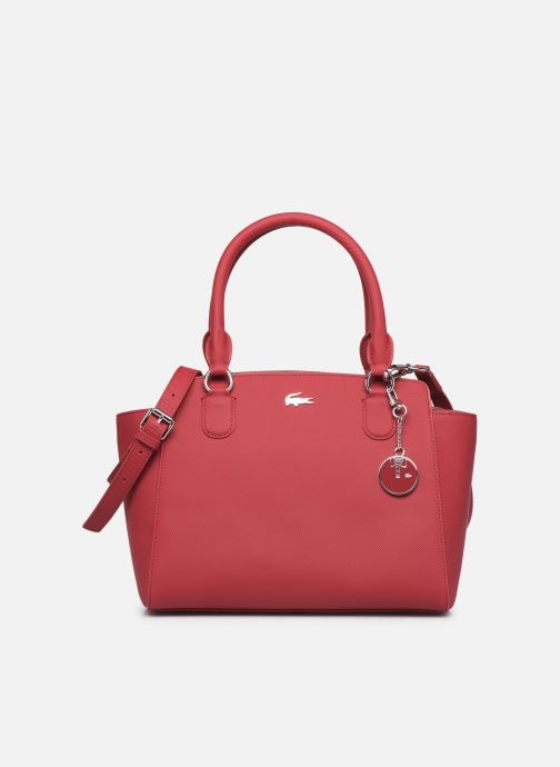 Sacs à main Lacoste DAILY CLASSIC Bag Bordeaux vue détail/paire