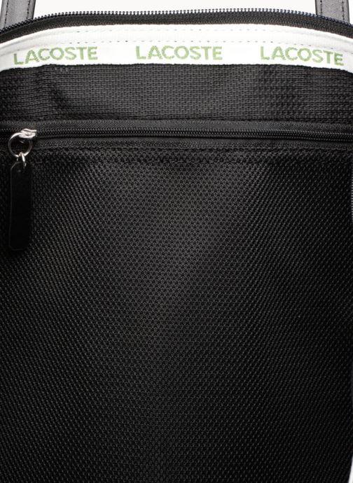 Sacs à main Lacoste L.12.12 Concept L Shopping Bag Noir vue derrière