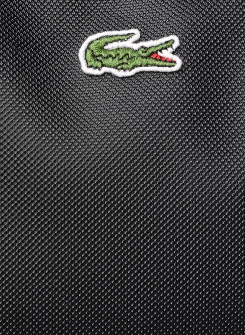 Sacs à main Lacoste L.12.12 Concept L Shopping Bag Noir vue gauche